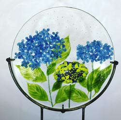 Lesley Cowley - Blue Hydrangea - Image 4
