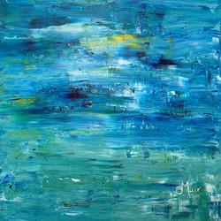 Searching the Ocean by Brenda Muir