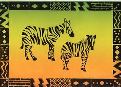 Sarah Sollom, Zebras