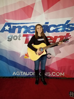 Catelyn Picco, 2017 AGT Auditions