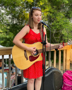Catelyn Picco, 2020 Mapleton Barn Pizza Farm Performance