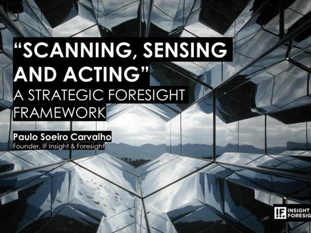 SCANNING, SENSING AND ACTING