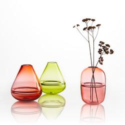 Wobbling & Double Bubble Vases