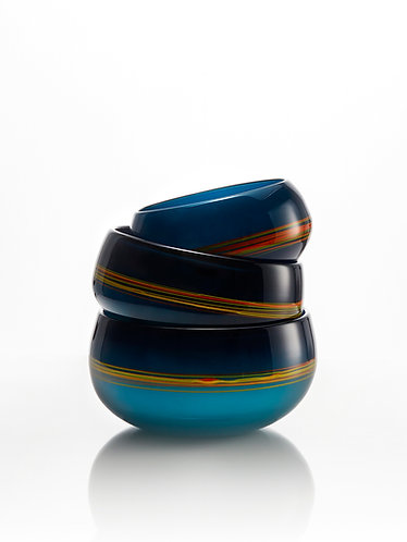 Braided bowls / Flettede Skåle Priced from 850DK