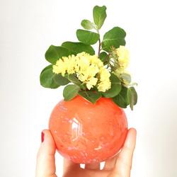 Pollen Vases/ Candleholder