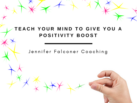 Teach your mind to give you a positivity boost!