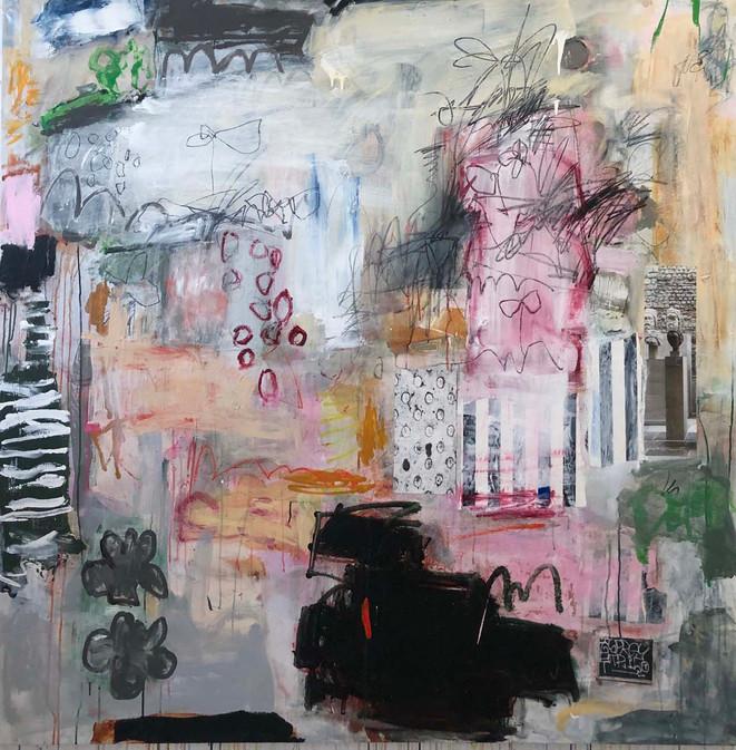 Pink Desert - Jane Carney