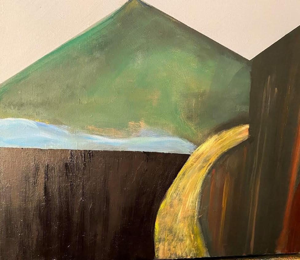 Landscape - Harold Bauer