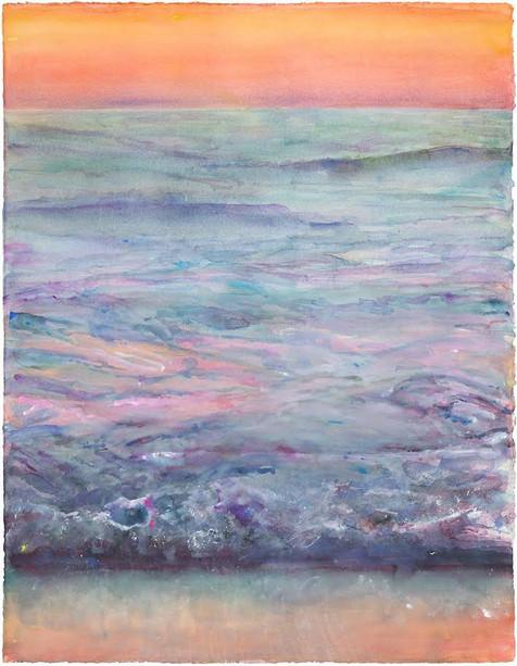 Lake Sunrise 3 - Peggy Macnamara