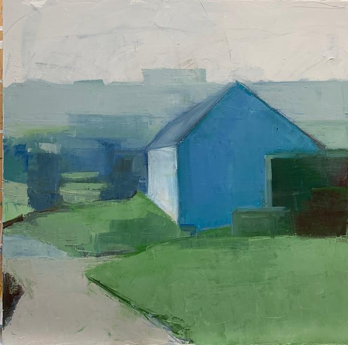 Barn - Lucie Philips