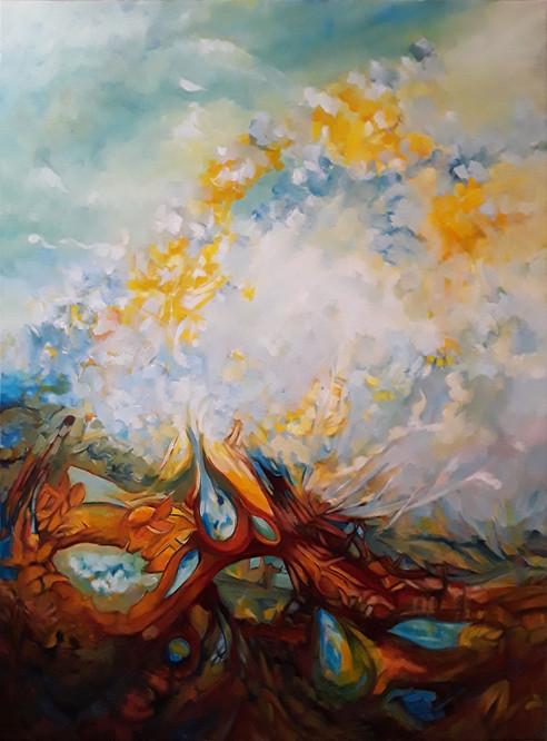 Cosmia Aryee - Creation of Light