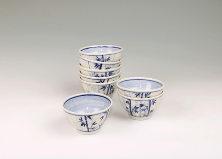 Bamboo Bowls Angle 1 (SOLD)