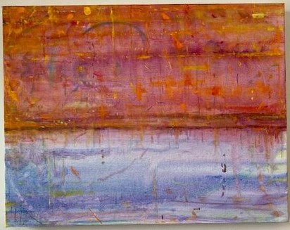 Fire in the Sky, Sleeping in the Ocean - Judith Bobbe