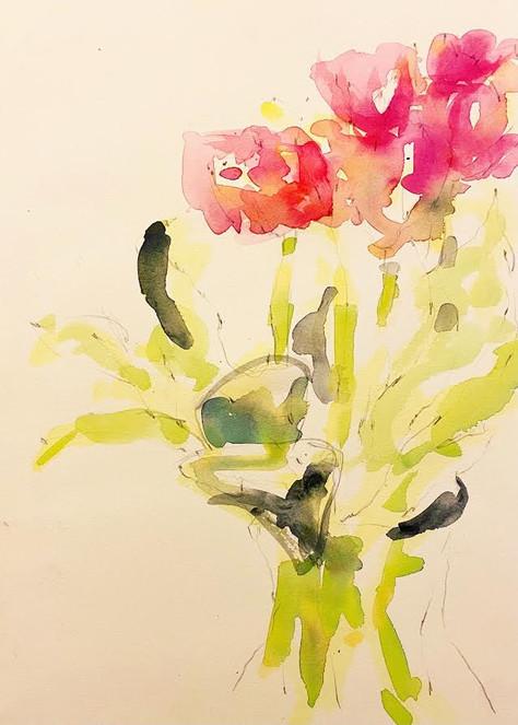 Spring Flowers -  Janet Trierweiler