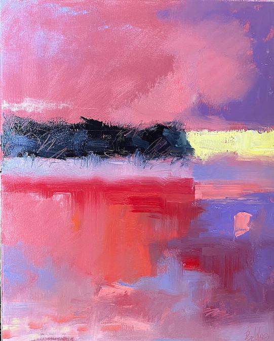 Summer Sky - Nancy Behles