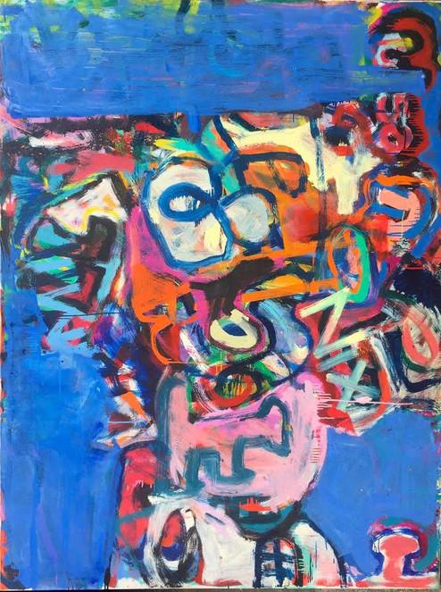 Blue -  Matthew Schaefer