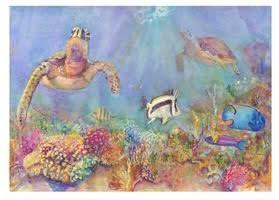 Sea Turtle - Peggy Macnamara