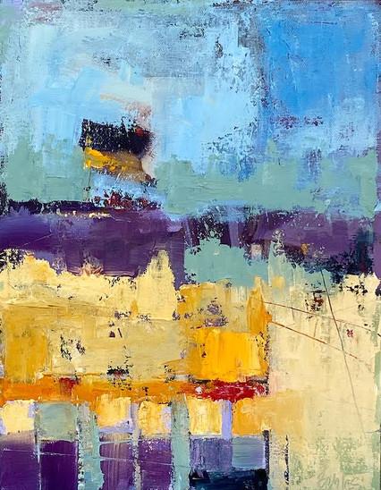 Seaside Morning - Nancy Behles