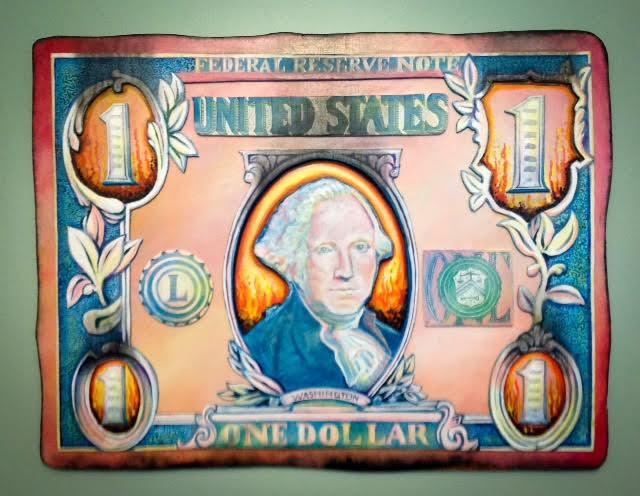 Money To Burn -  Jim Parks