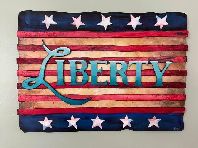 Liberty -  Jim Parks