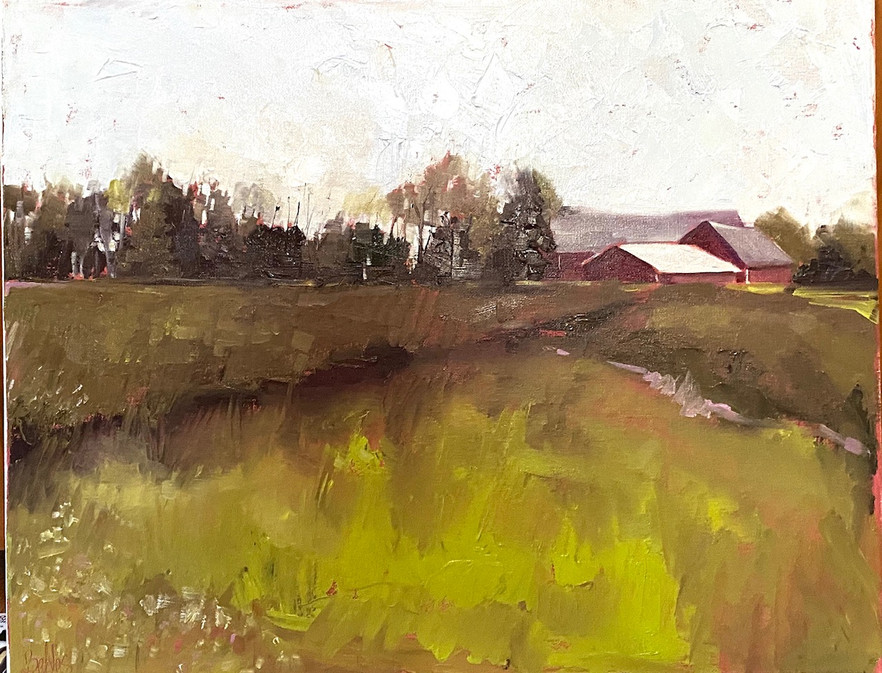 Homestead - Nancy Behles