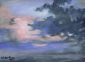 Tobi Abrams - Kissing Clouds