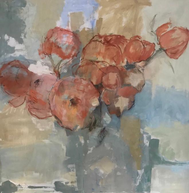 Peek of Spring - Carol Burin