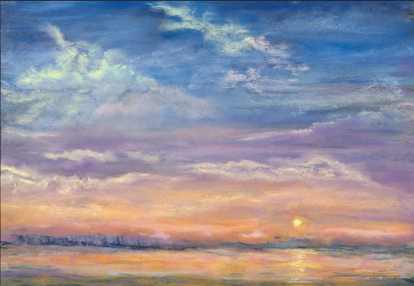 Tobi Abrams - Beautiful and Peaceful Sunset