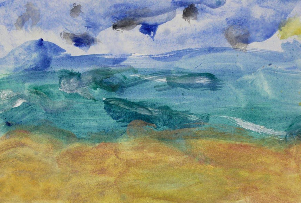 Nature's Beach -  Chris Viau