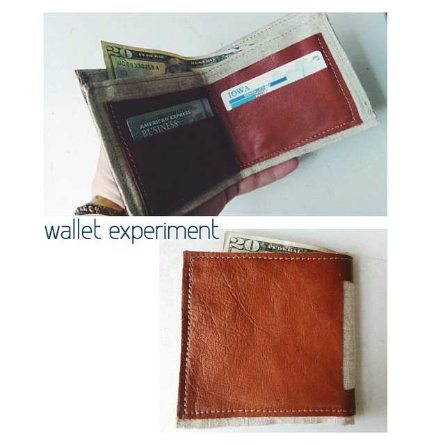 Wallet experiment for _brianjfunk.