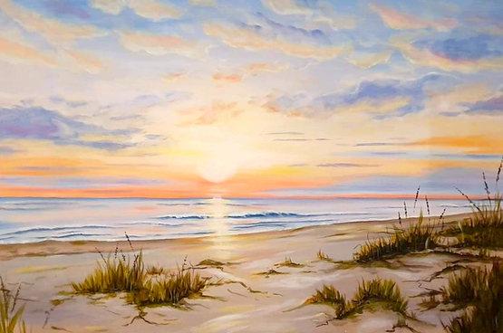 Aussie beach bliss