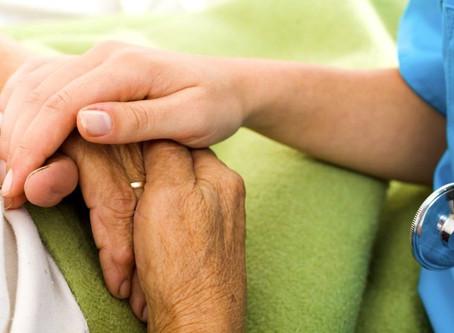 """Услуга """"Уход за пожилыми пациентами"""""""
