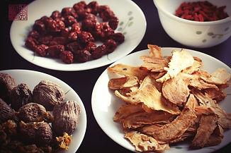 Chinese herbal formula medicine