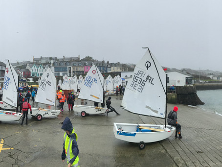 Junior Sailing Sunday 12th March
