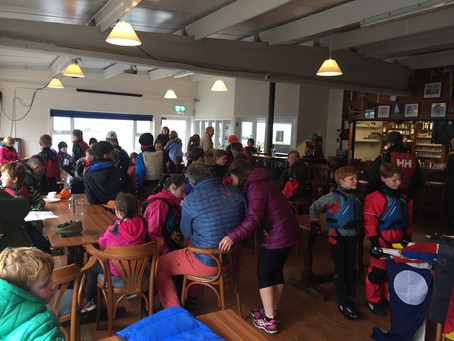 Junior regatta 2016 briefing