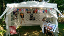 Get the bunting ready... it's craft fair season!