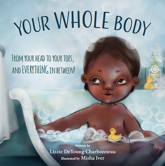 Your Whole Body Hardcover