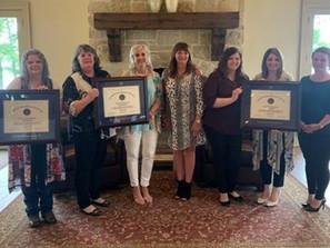 The Municipal Clerk's Office Achievement of Excellence Award