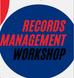 Records Management Workshop - September 15