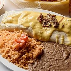 Machaca Dinner