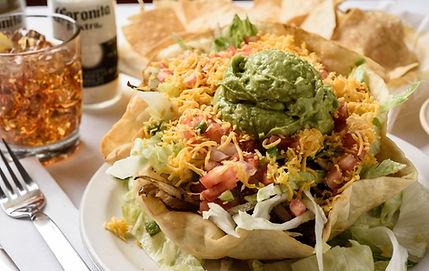 Fajita Taco Bowl