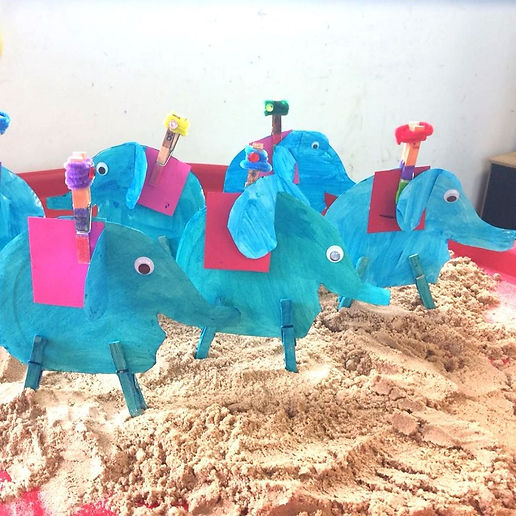 Paper and pegs Elephants.jpg