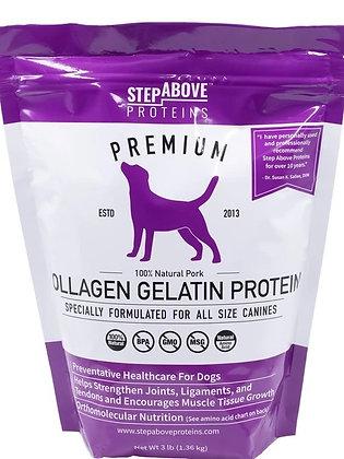 Collagen Gelatin Protein (3lbs)