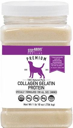 Collagen Gelatin Protein (1lbs 10oz)