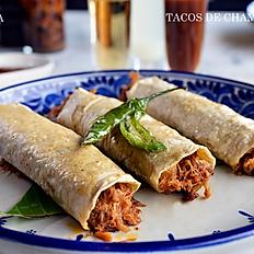 Tacos de Chamorro de Cerdo