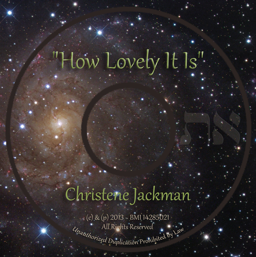 how lovely it is, christene jackman
