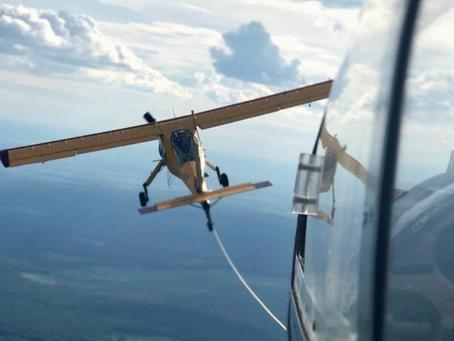 Полёты на планере BLANIK L-13