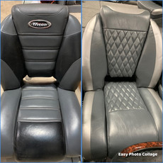 Re-Designed Bass Seats