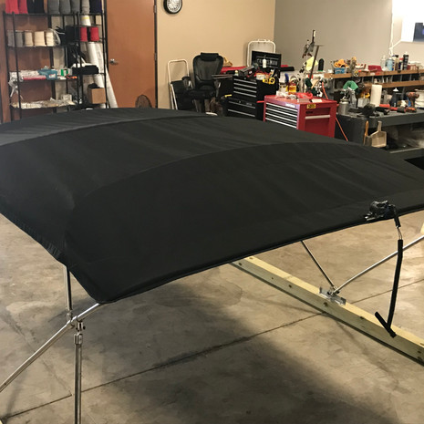 Bimini Top New Sunbrella