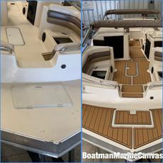 Deckboat SeaDek